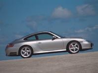 Porsche 2001  Presse CD  +  Booklet 911 Carrera 4s