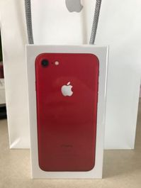 RED Apple iPhone 7/iPhone 7 Plus Limited Edition