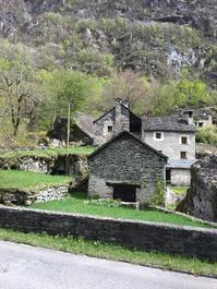 Rustico in Val Bavona, Ritorto