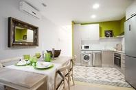 Schöne Wohnung - voll möbliert