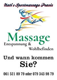 Sportmassage Praxis Büsserach
