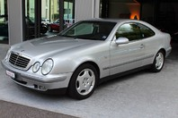 Vendo una Mercedes Benz coupe Elegance 1998
