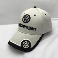 Volkswagen Cap VW Mütze Kappe Auto Fan Artikel Accessoire Schwarz Beige