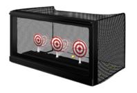 Zielscheibe Automatic Airsoft Target Softair BB Zubehör BB's Automatisches Zurücksetzen Kugelfang