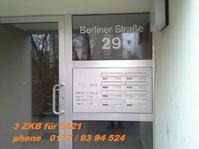 in A1 Lage Lage Lage Hannover 3 ZKB mit Süd Balkon